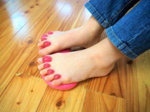 外反母趾、偏平足